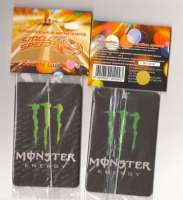 Ароматизатор - Monster energy